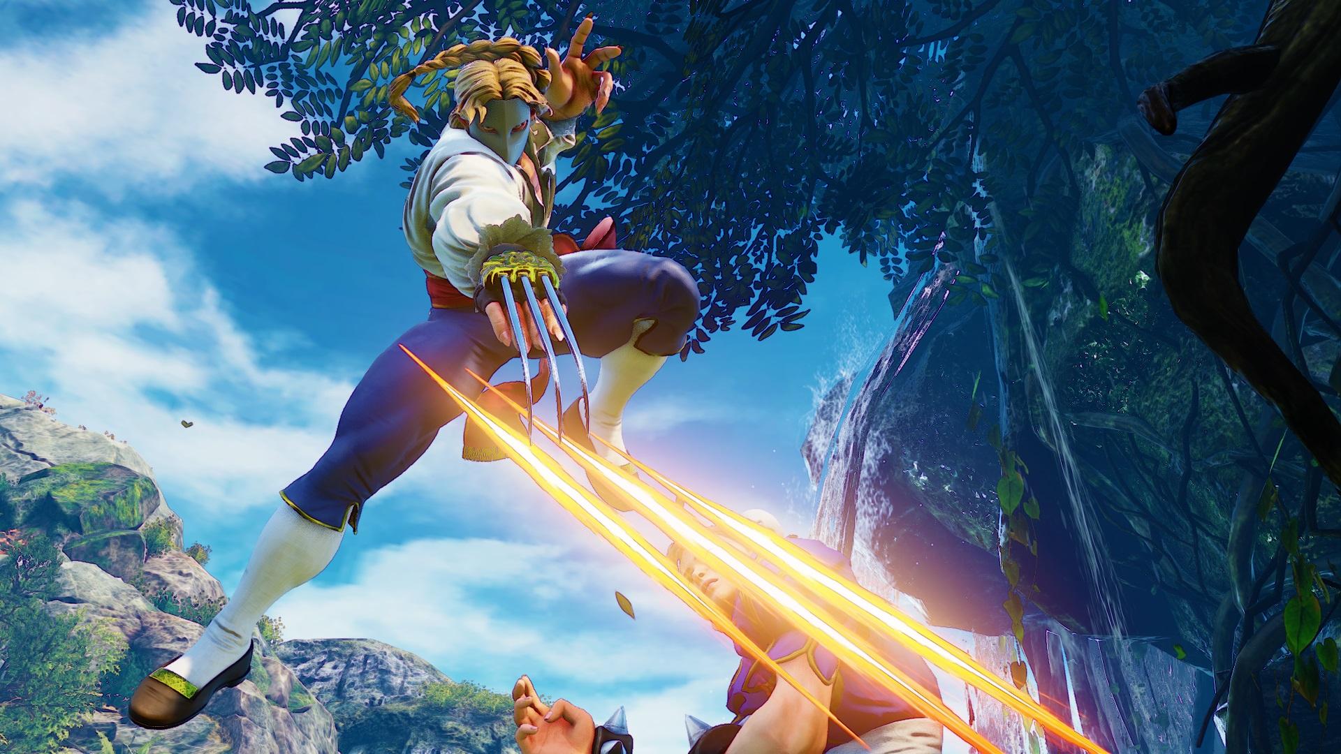 Gjengen i Street Fighter er klar for ny betarunde.