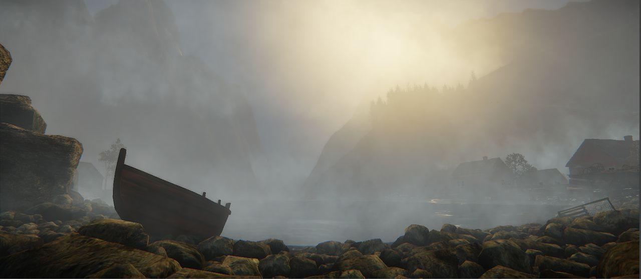 Draugen fra norske Red Thread Games, er et meget spennende prosjekt.