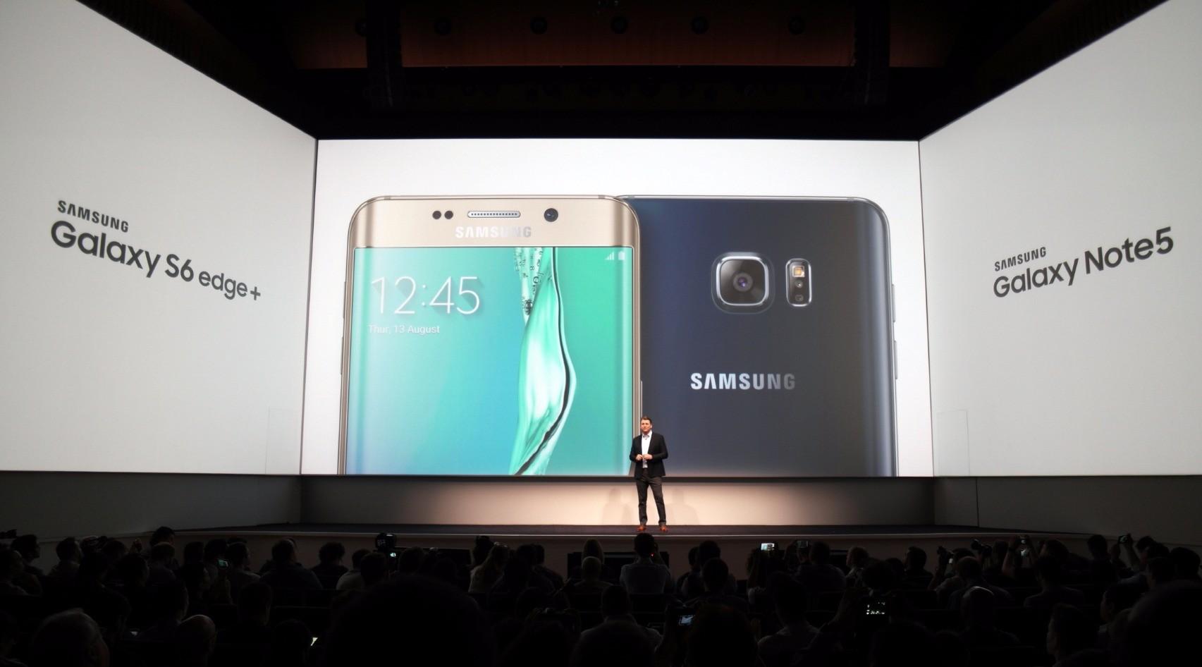 Samsung har startet en ny kampanje i USA.