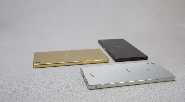 Nå kan det bli enda en modell i Z5-serien. Her representert ved Z5 Premium.