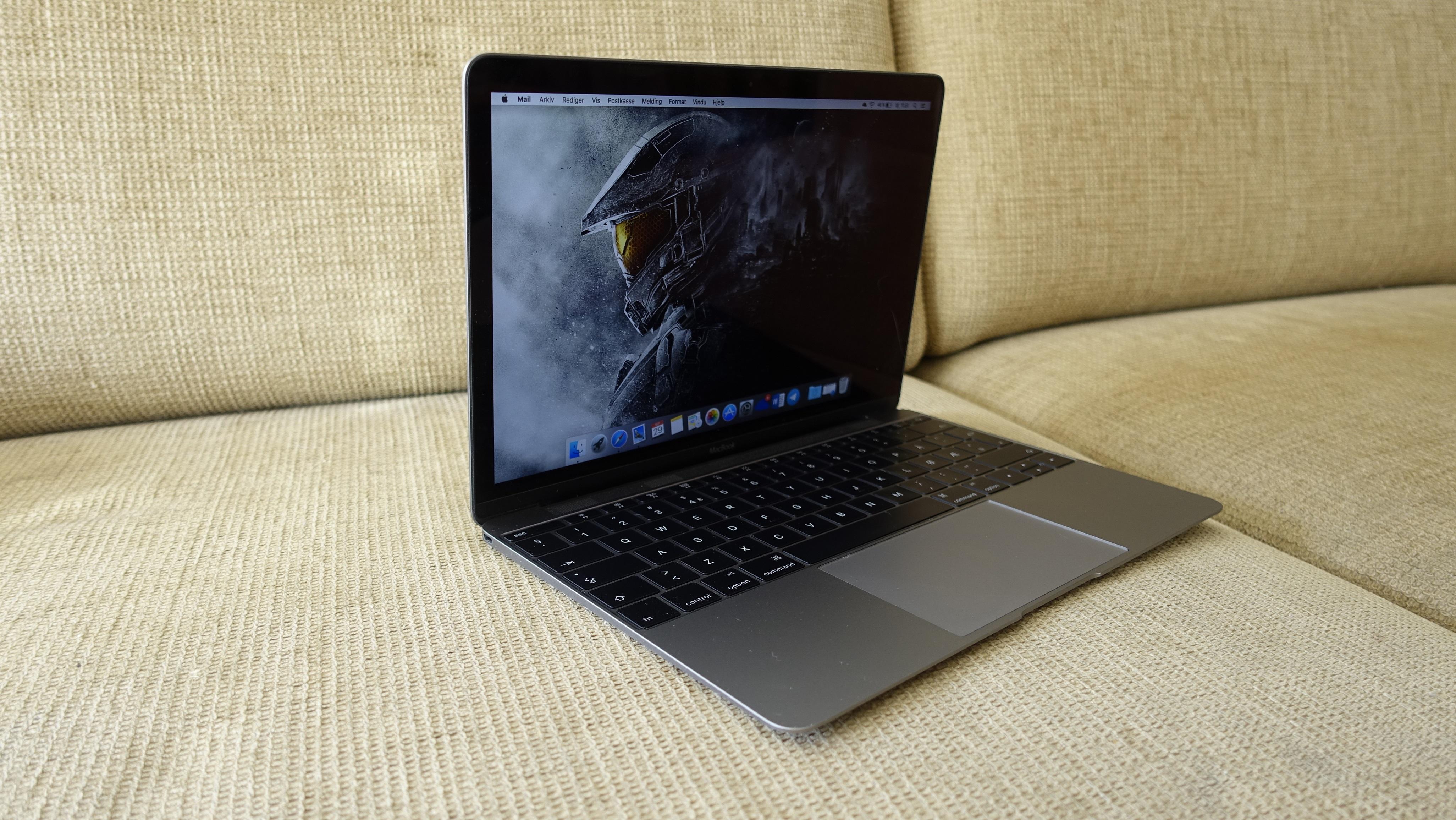 Andre del i MacBook-serien.