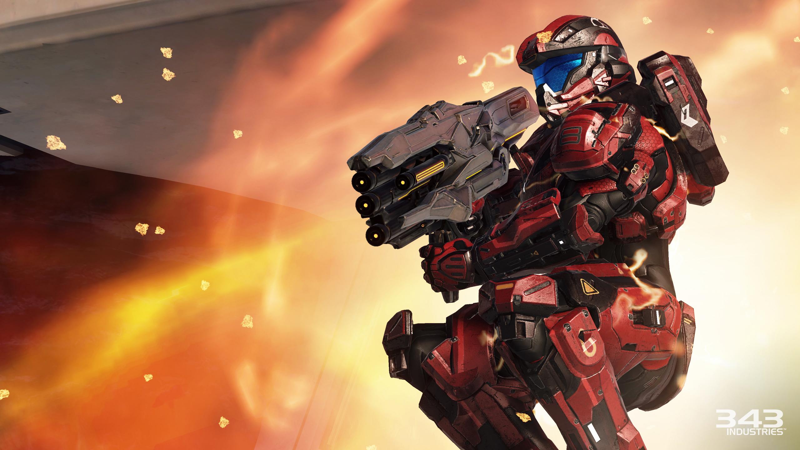 Halo 5: Guardians kommer 27. oktober.