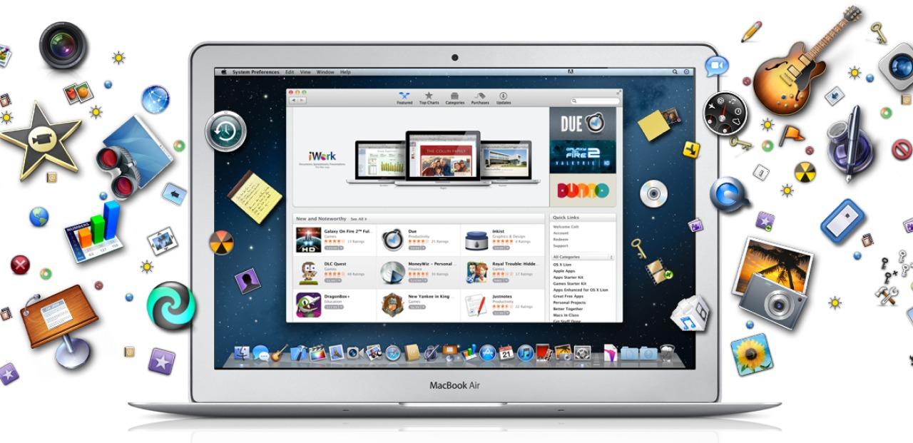 Apples App Store er blitt rammet av et massivt angrep. (Illustrasjonsfoto)