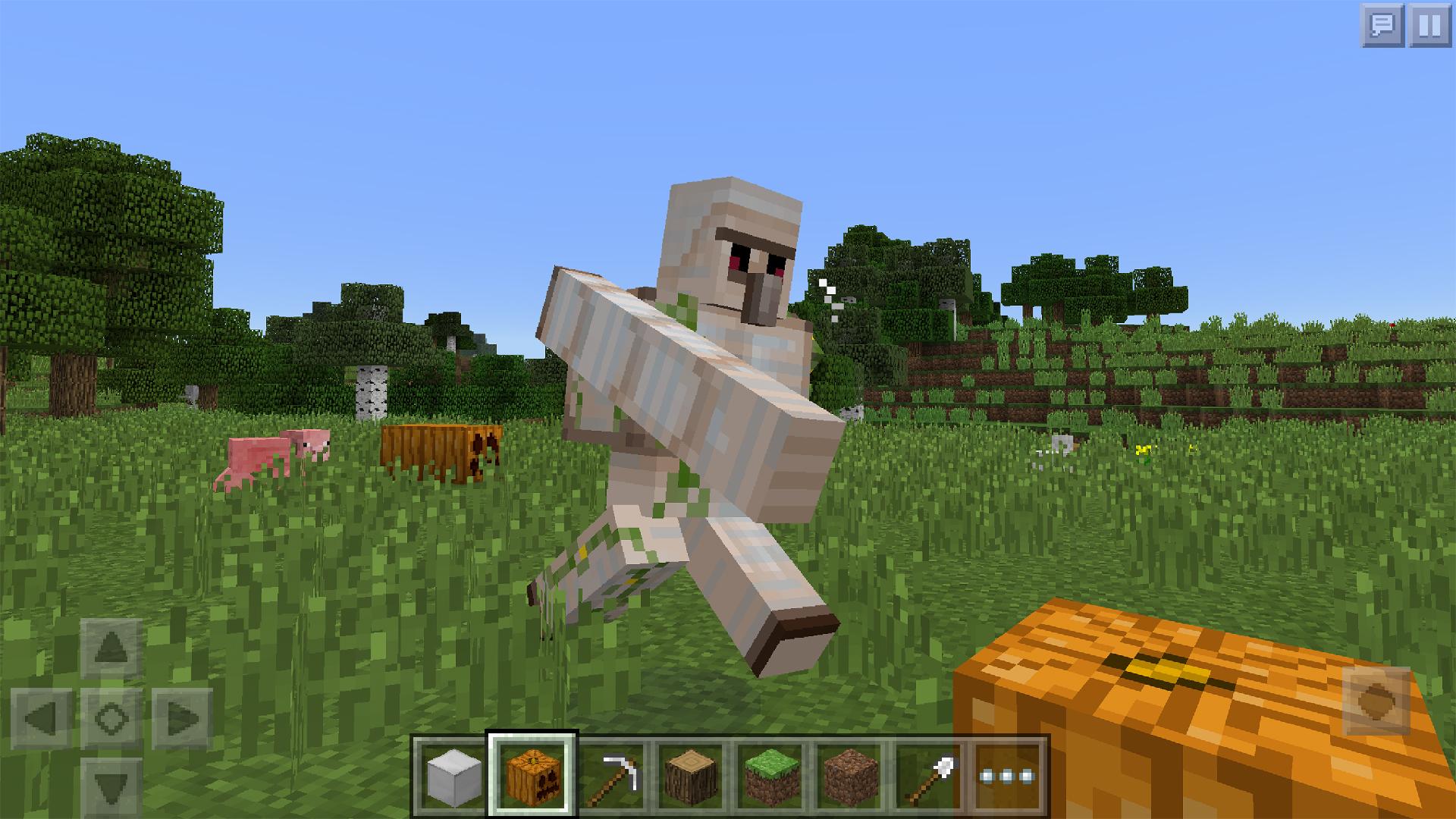 Nå slippes den første storoppdateringen til Windows 10-versjonen av Minecraft.