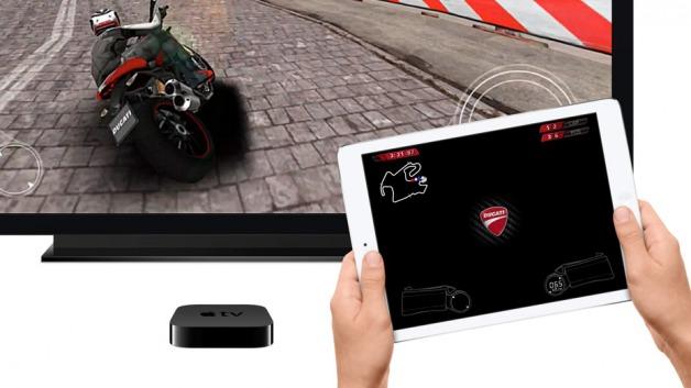 Kommende Apple TV kan bli en hit for sosial spillere.