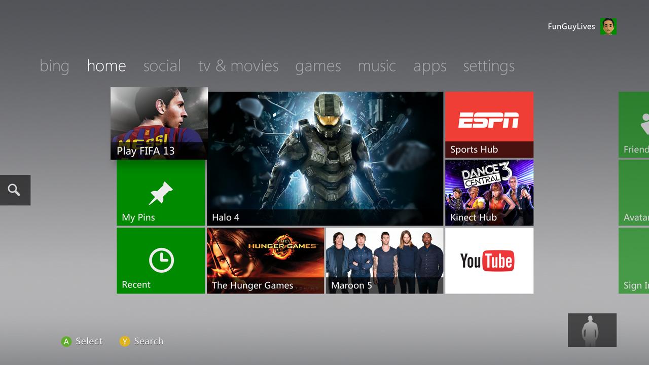 Microsoft har ikke glemt Xbox 360-eierne.