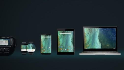 Android sliter fortsatt med den store fragmenteringen.
