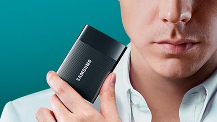 Samsung utvikler SSD-er som har en lagringskapasitet på hele 4 TB.