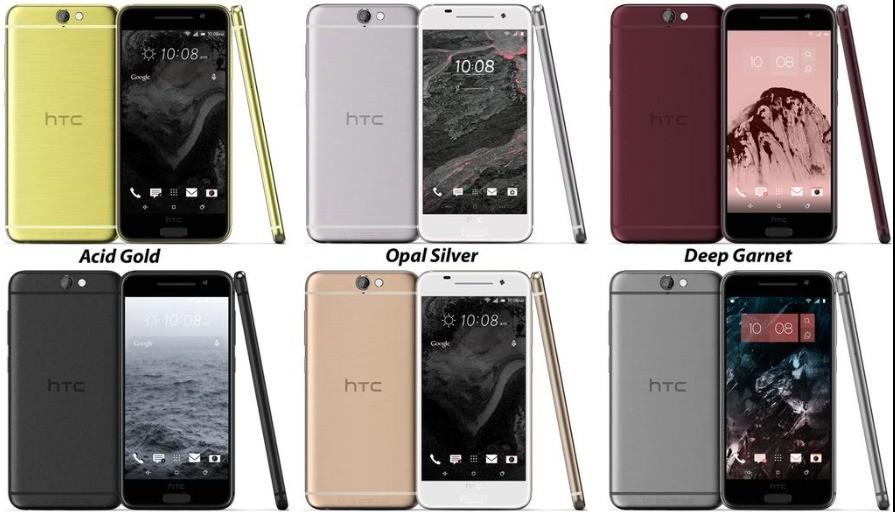 HTC Aero har definitivt likhetstrekk med Apples iPhone.