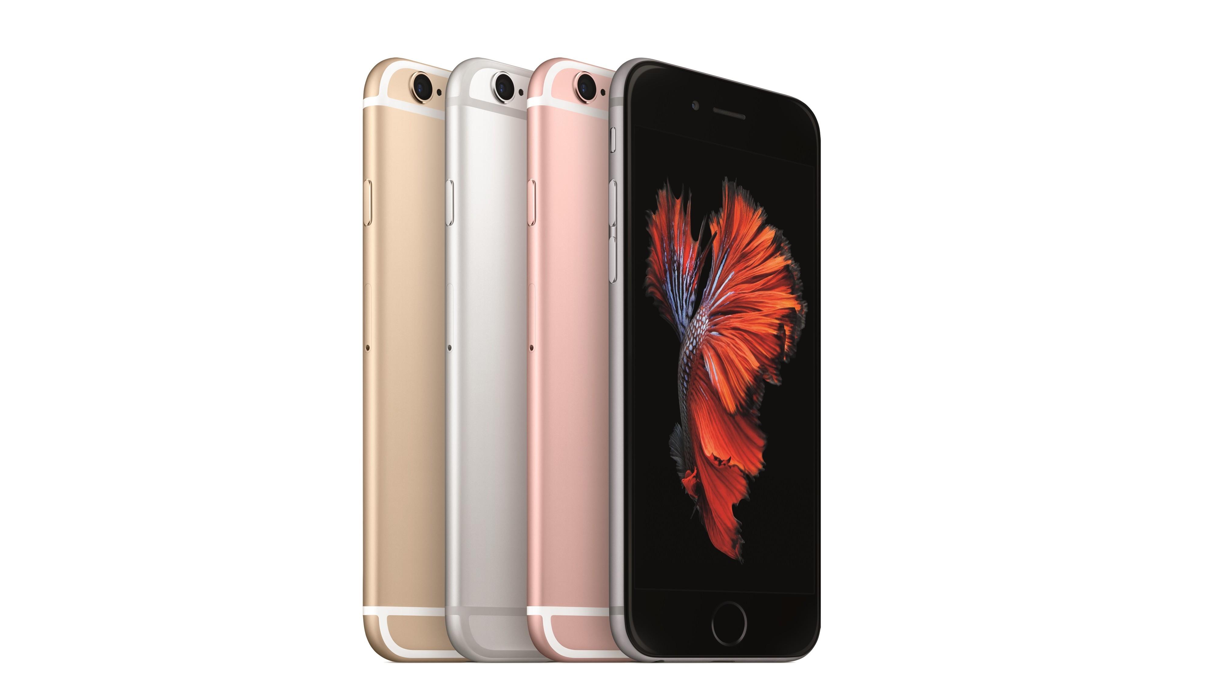 Den nye A9-brikken i de nye iPhonene yter svært godt.