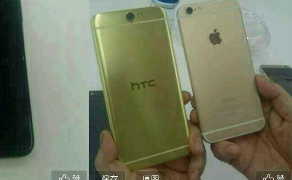 Den flatere bakgrunnen og de horisontale strekene får A9 til å minne om iPhone 6.