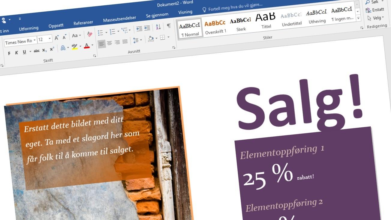 Nå kan Windows-brukere sjekke ut Microsofts oppdaterte kontorpakke.