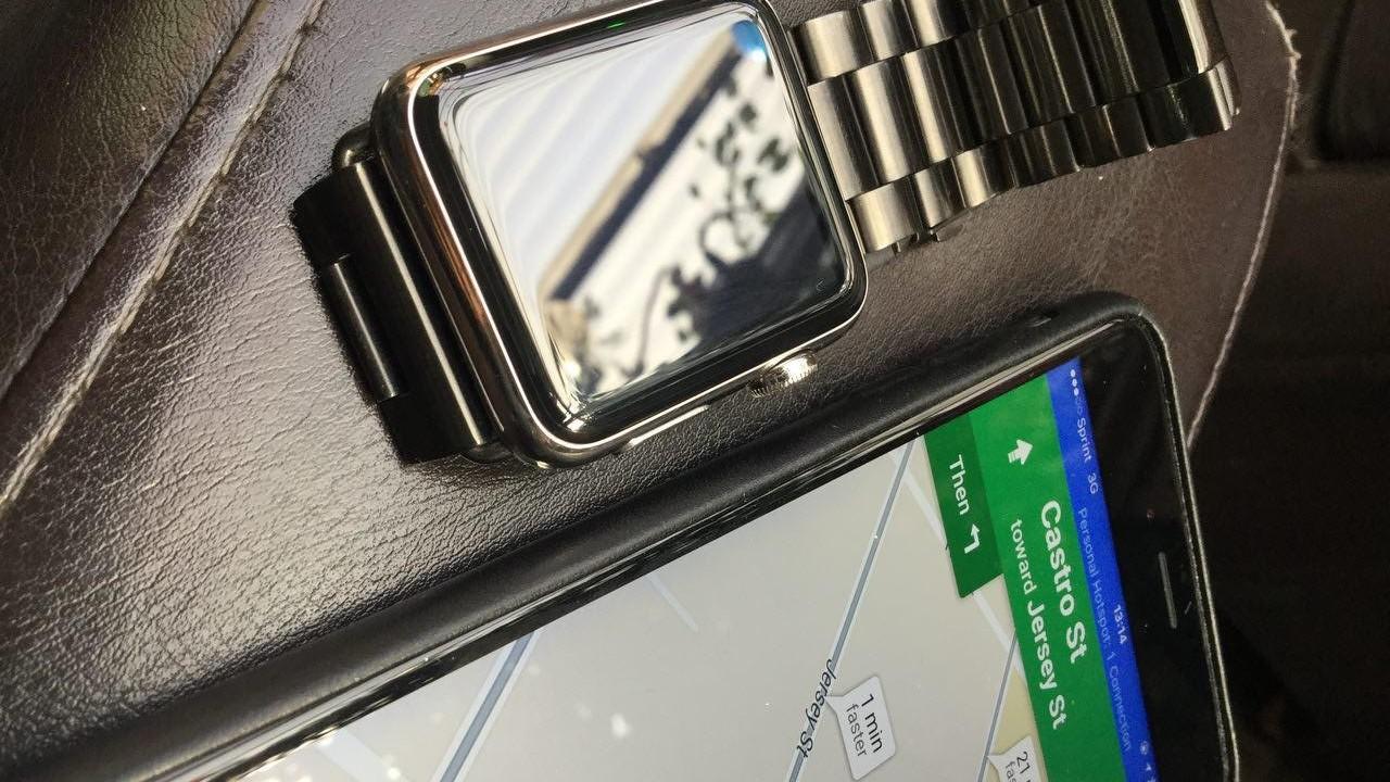 Nå kan Google Maps brukes på Apple Watch.