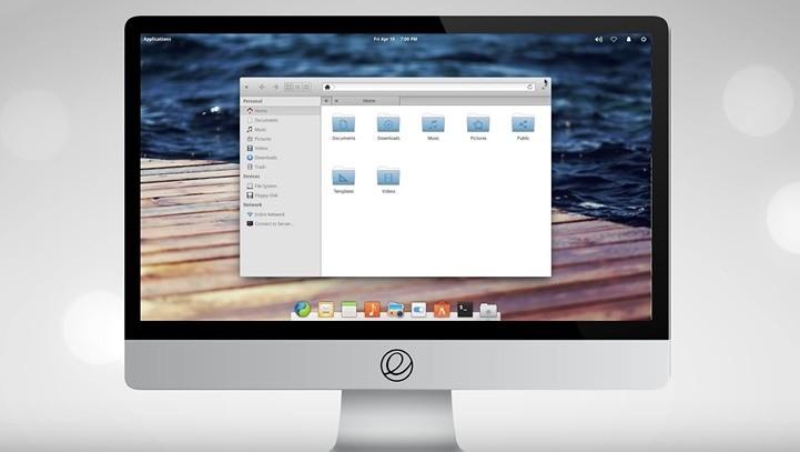 Enkelte Ubuntu-varianter ligner svært mye på OS X.