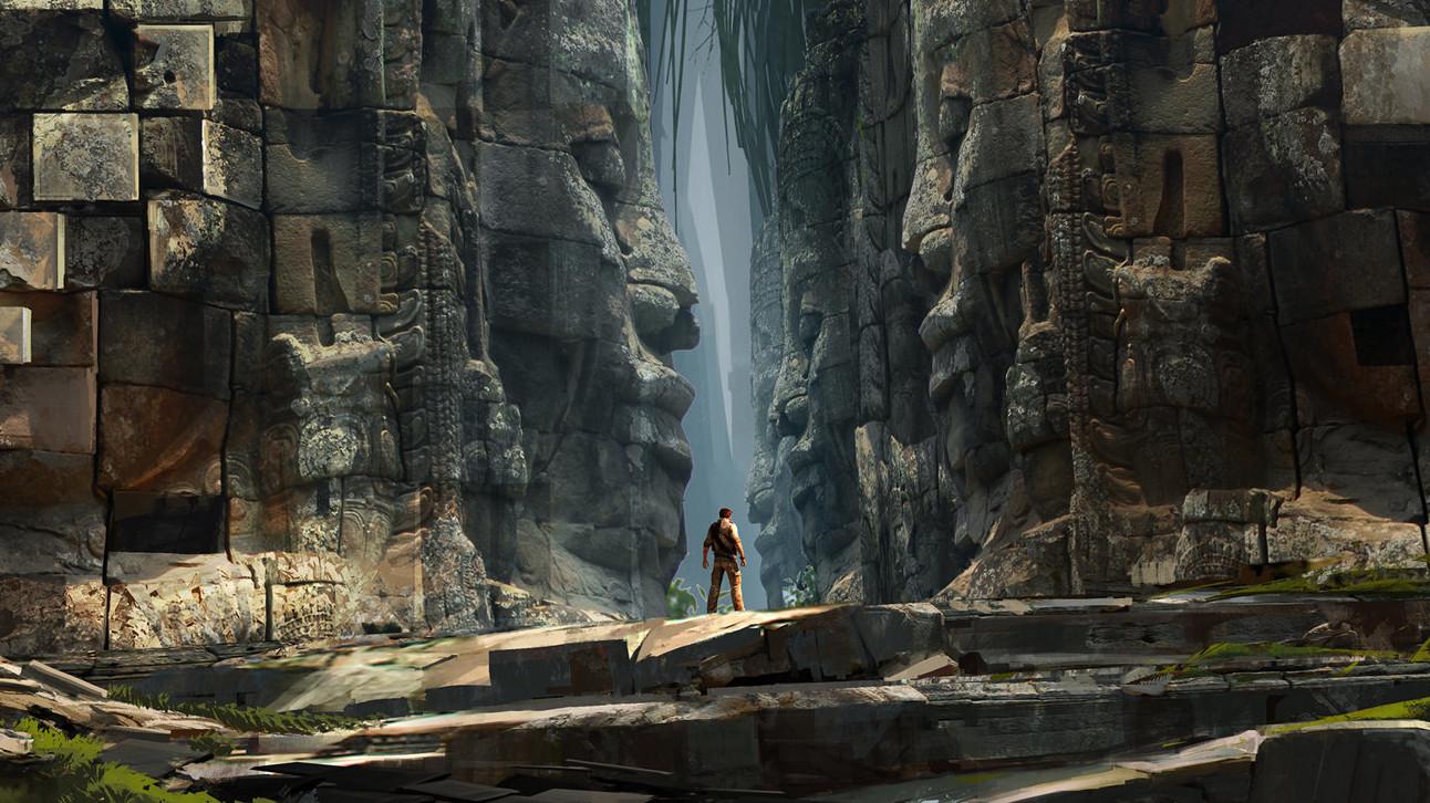 The Nathan Drake Collection inneholder de tre første Uncharted-spillene.