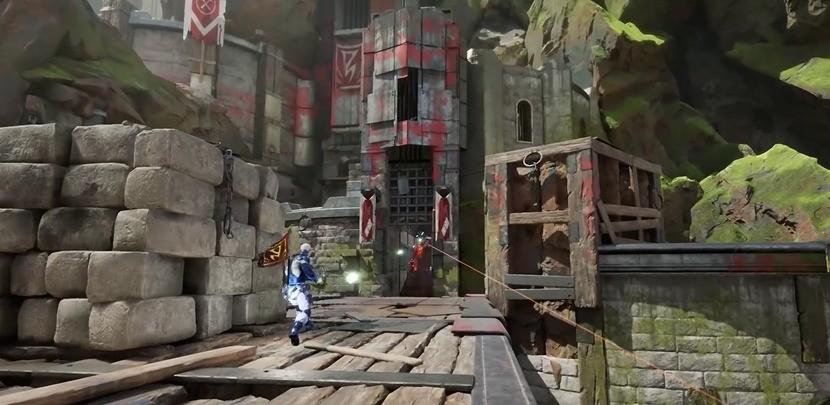 Det kommende Unreal Tournament-spillet er stadig under utvikling, men kan spilles allerede nå.