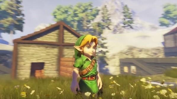 Om Zelda kunne bli vakrere, så måtte det bli ved hjelp av Unreal 4.
