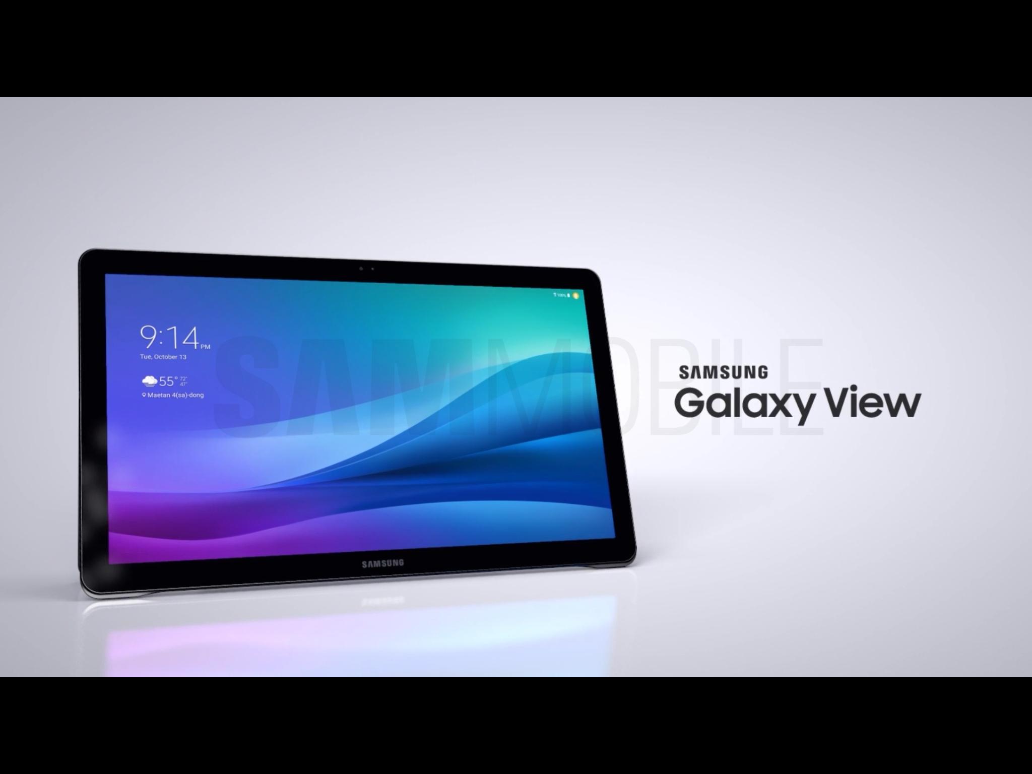 Galaxy View måler 18,5