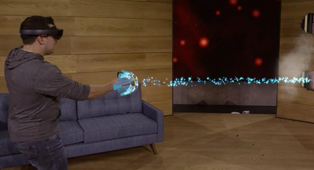 Dette er Hololens-spillet Project X-Ray.