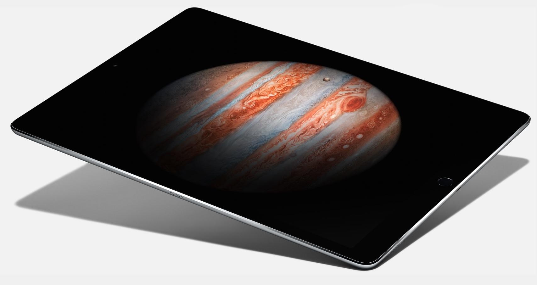 iPad Pro-salget starter 11. november.