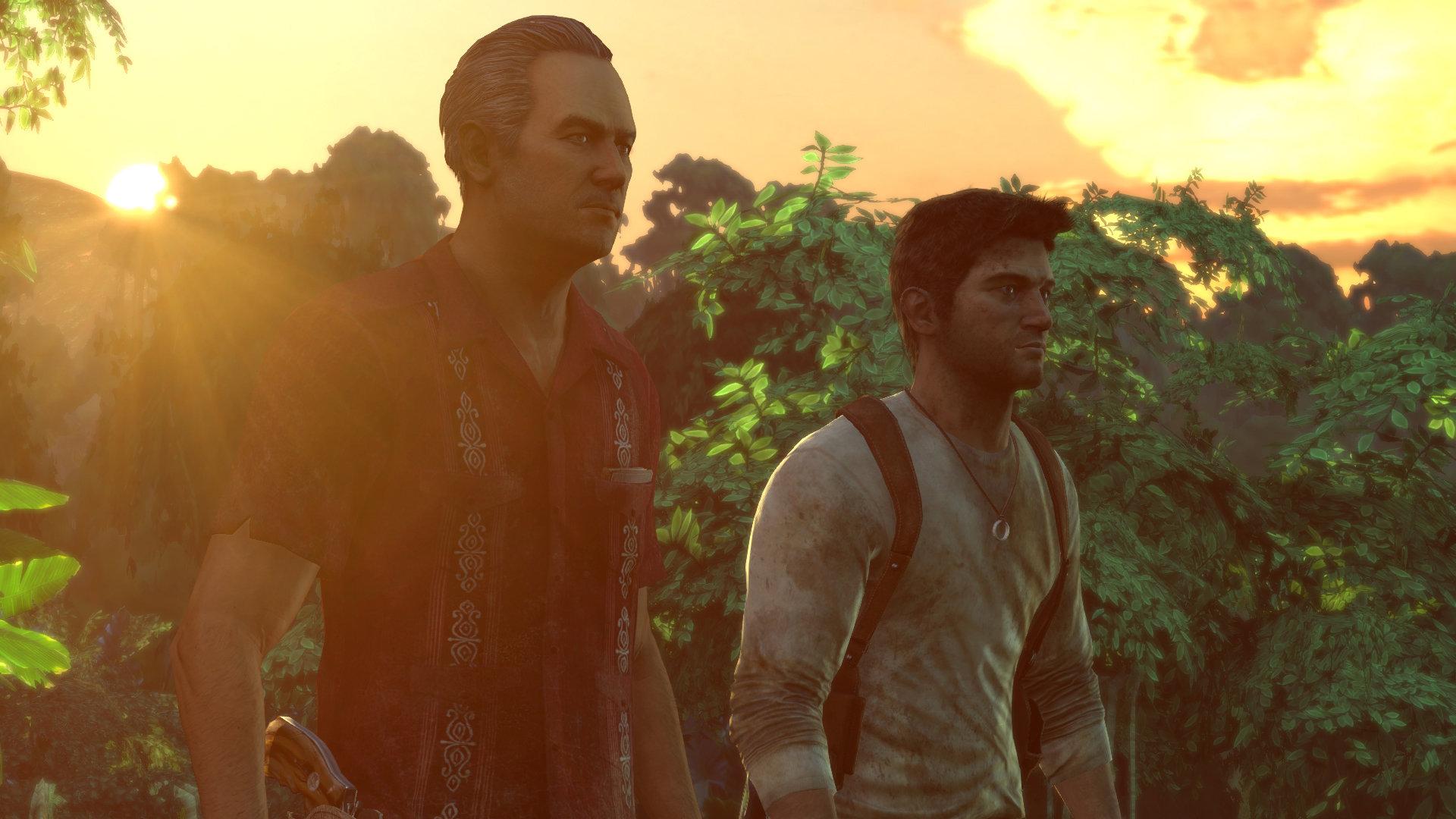 Uncharted-spillene, først lansert til Playstation 3, er verdt å få med seg på Playstation 4 uansett om du har spilt spillene før på PS3.