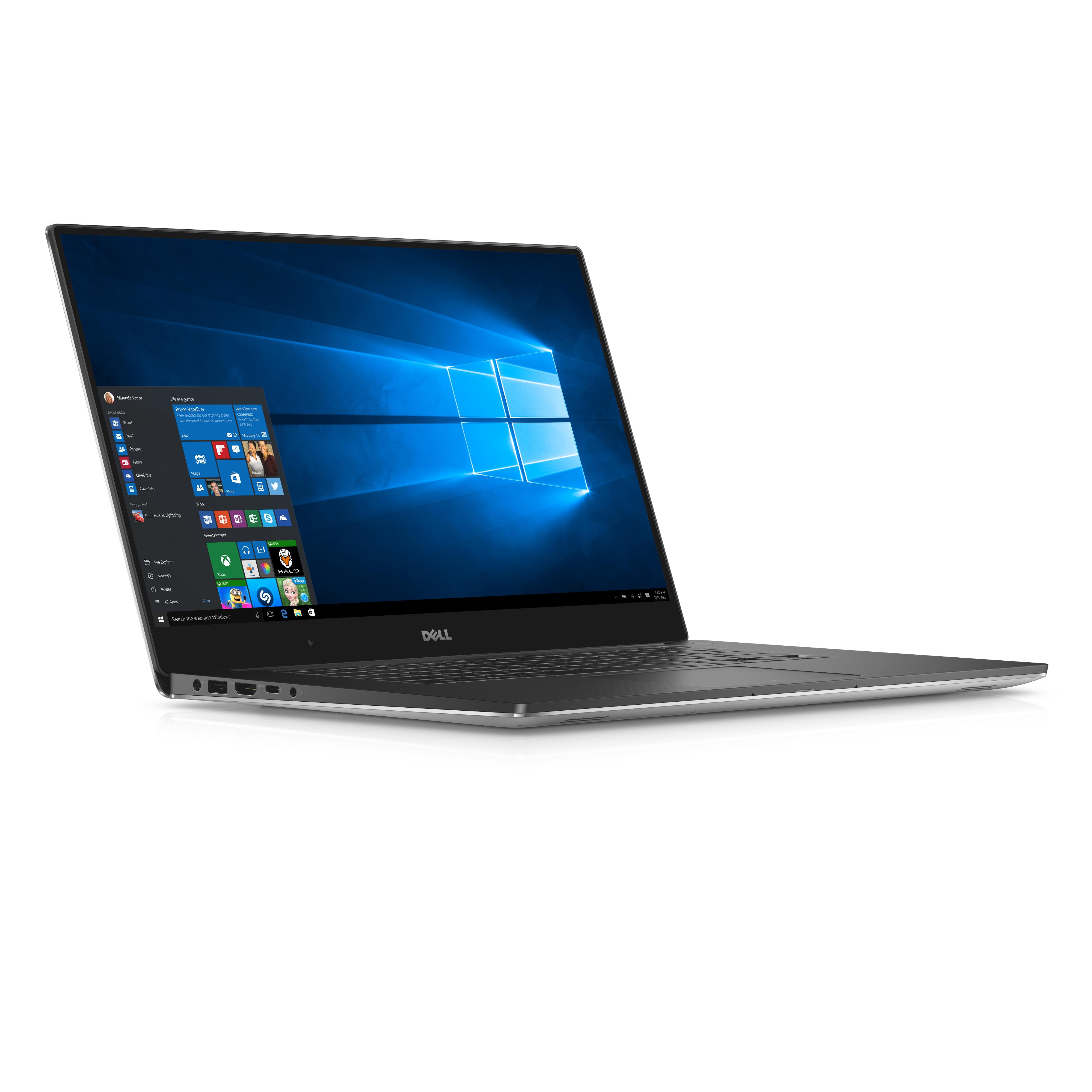 Dette er nye Dell XPS 15 med Infinity-skjerm.