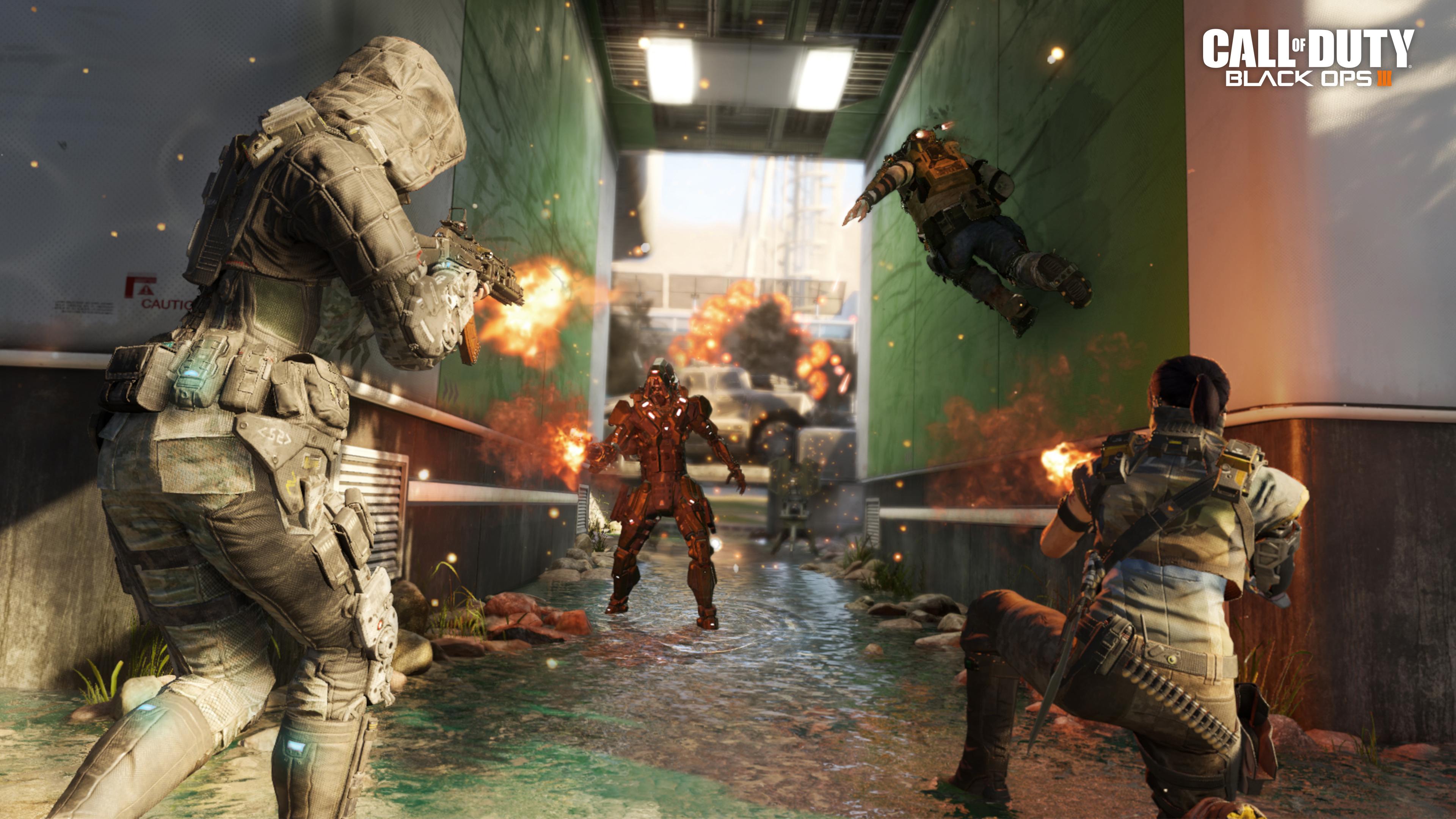I dag lanseres Black Ops 3.