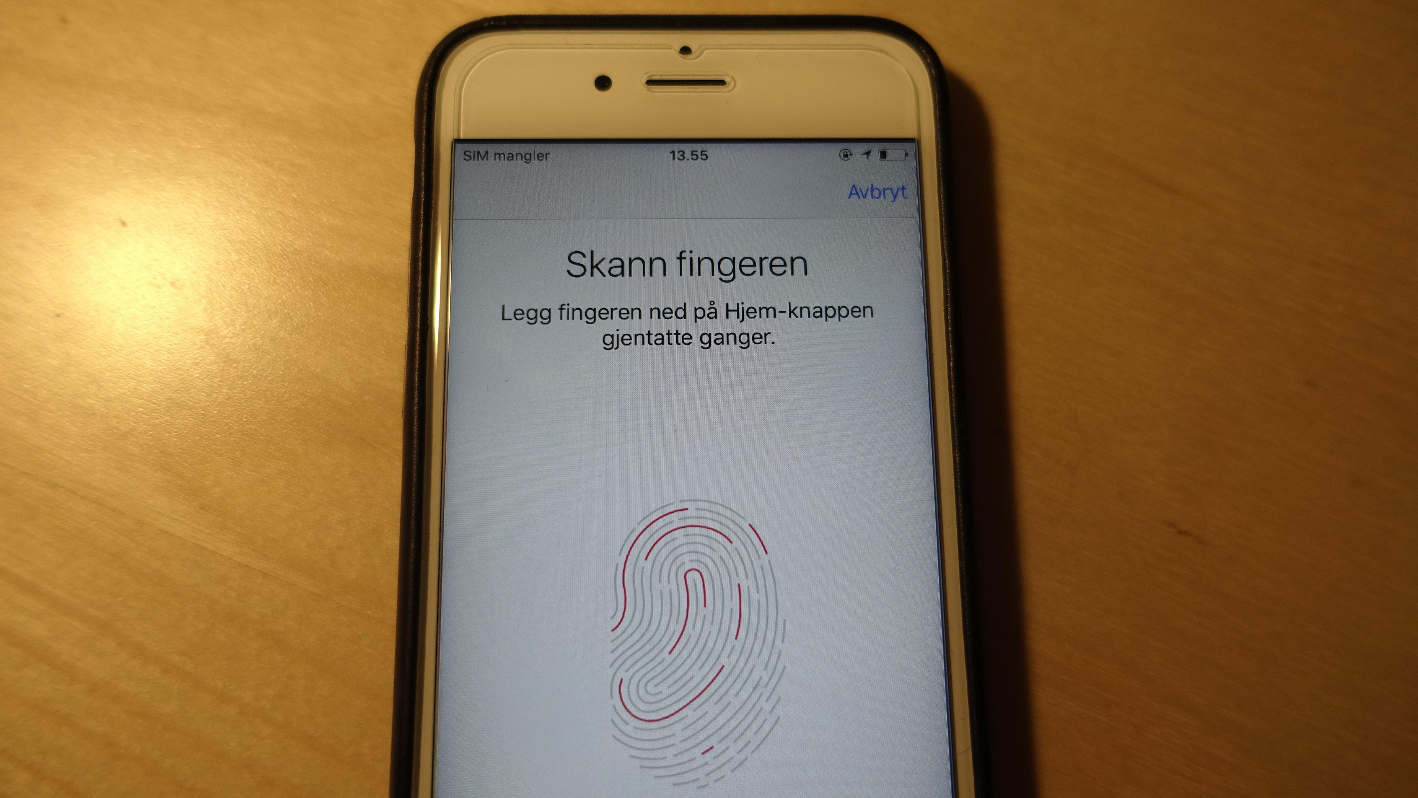 Apple har planer om å utvide Touch ID-ens funksjonaliteter.