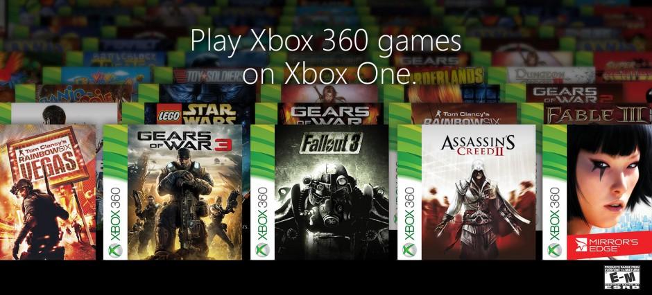Microsoft har bekreftet den første bunken med 360-spill som kan spilles på Xbox One.