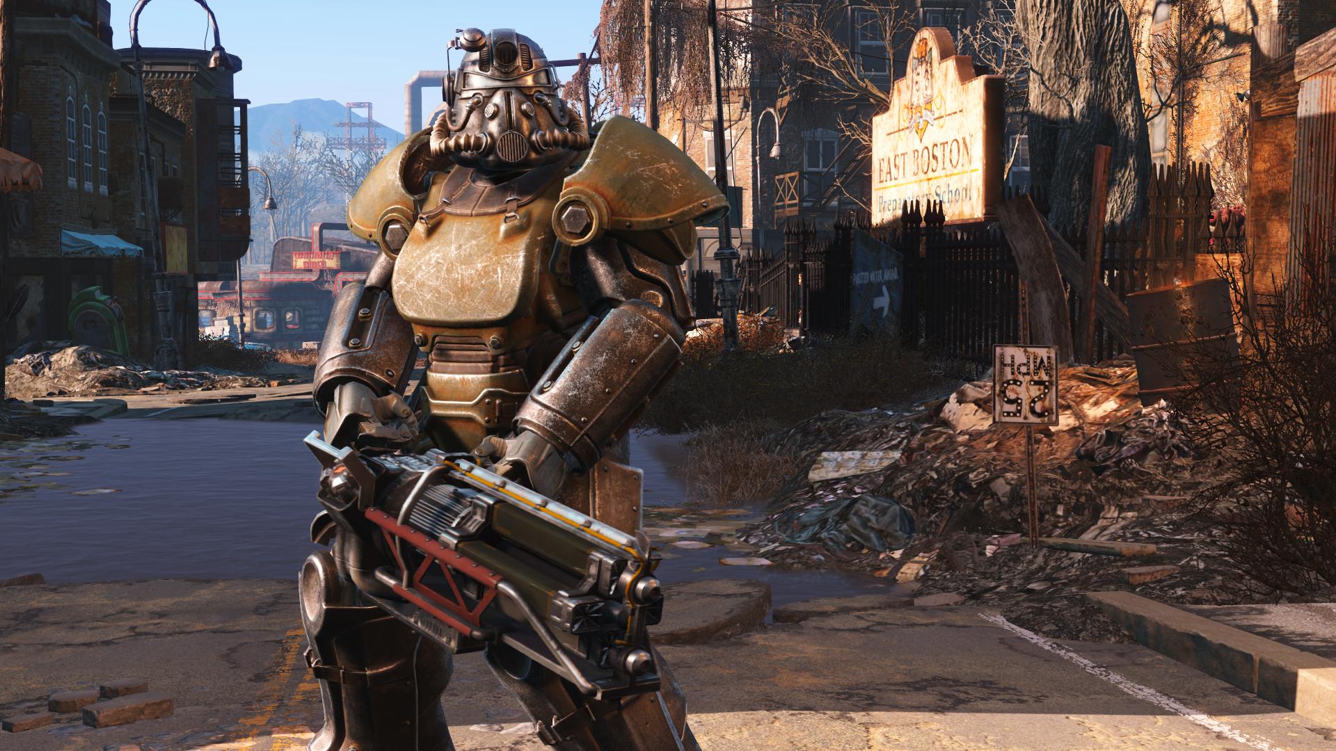 Fallout 4 lanseres tirsdag neste uke.