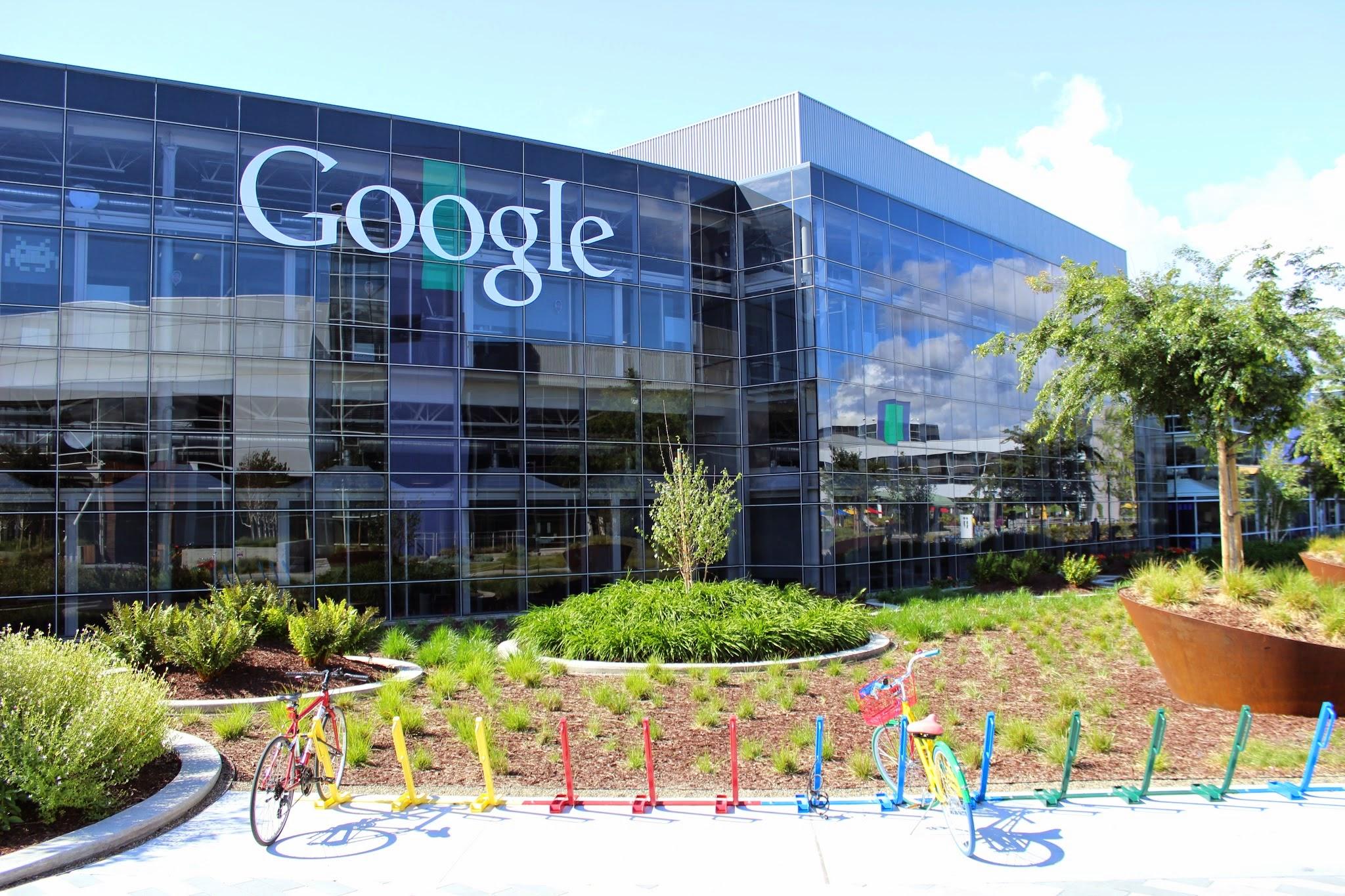 Google ønsker å bli omtalt som en skyselskap.