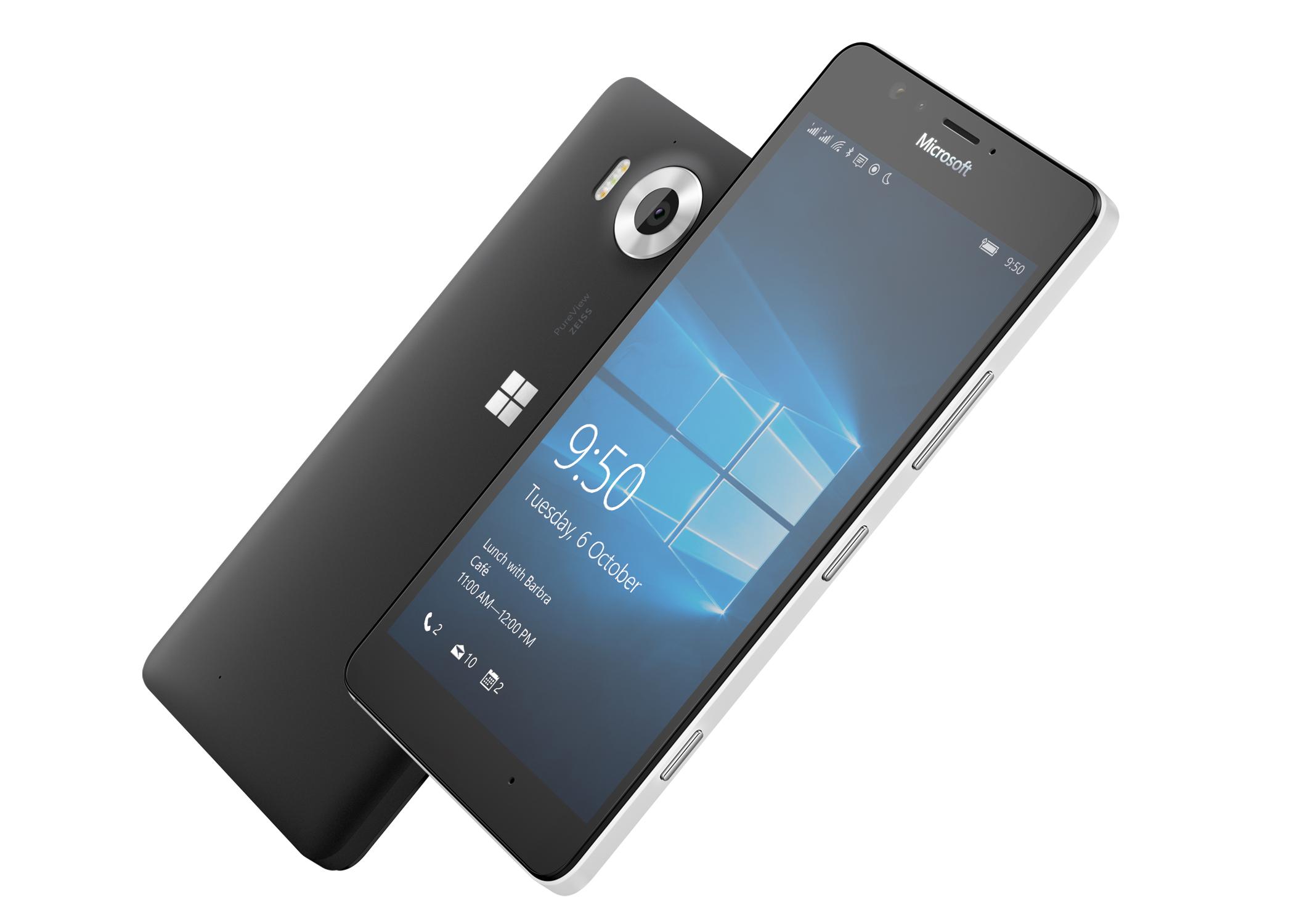 Windows 10 Mobile og Lumia 950 er snart klare for lansering.