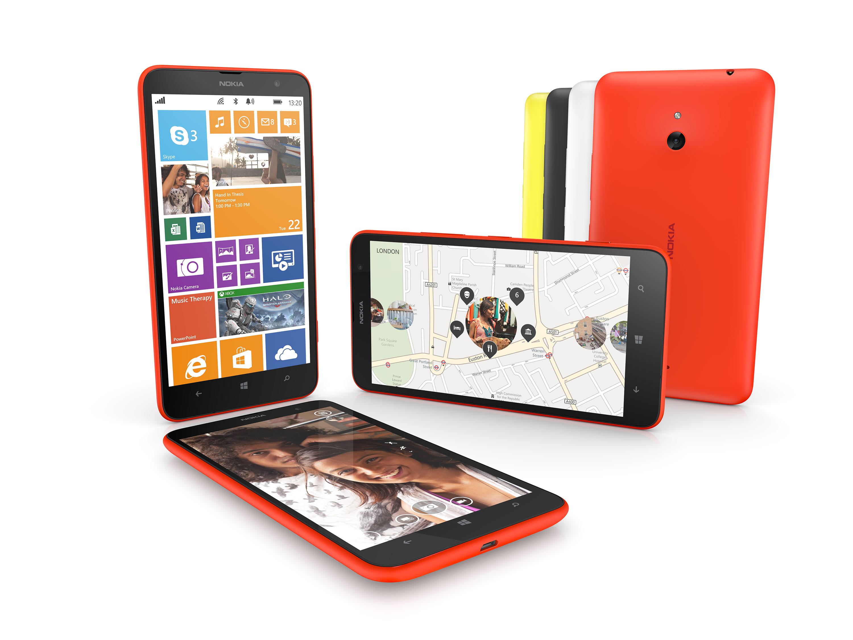 Har du Lumia 1320, må du kanskje vente til februar med å få Windows 10 Mobile.