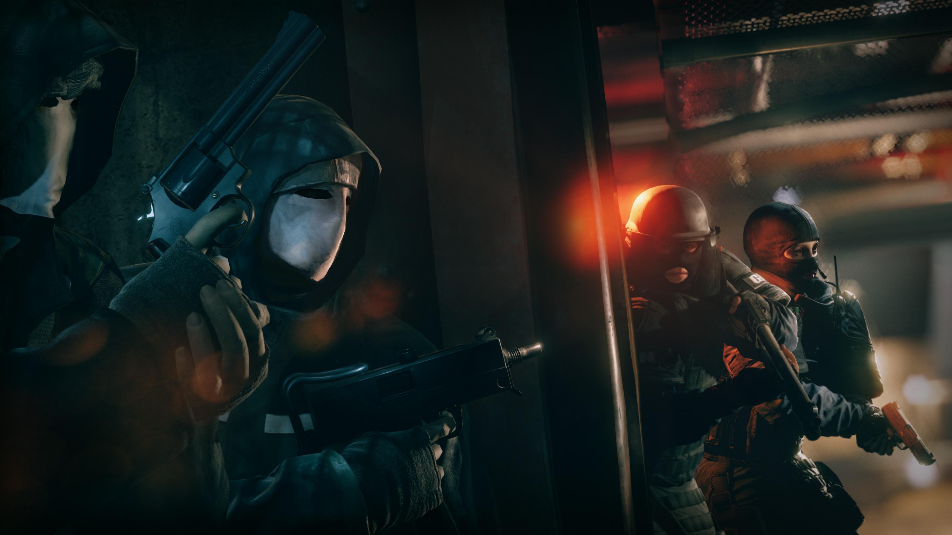 Ubisoft står klare med ny betarunde for Rainbow Six Siege.