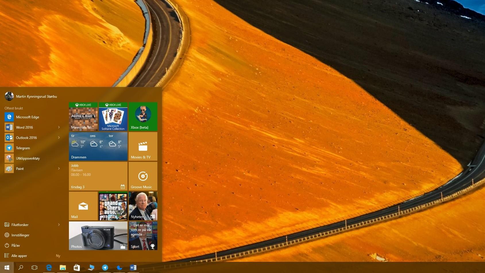 Googles Maties Duarte er ikke imponert over Windows 10.