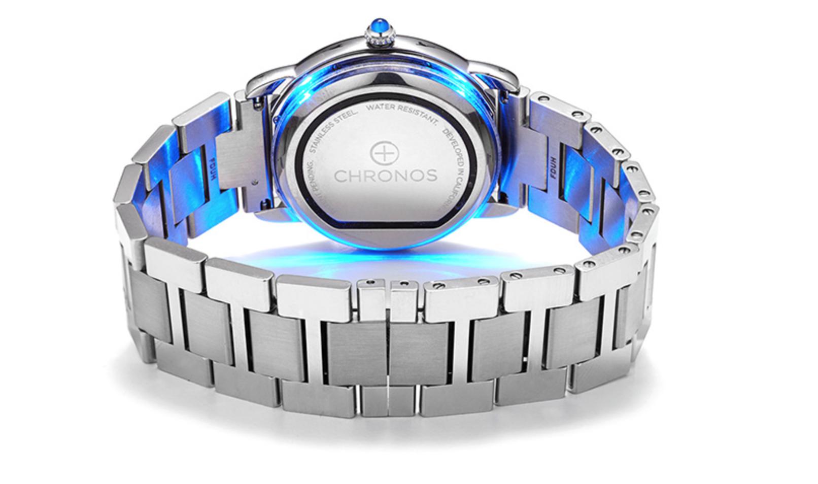 Chronos ser ut som en veldig god ide for de som elsker tradisjonelle klokker, men som ønsker å få den på nett.