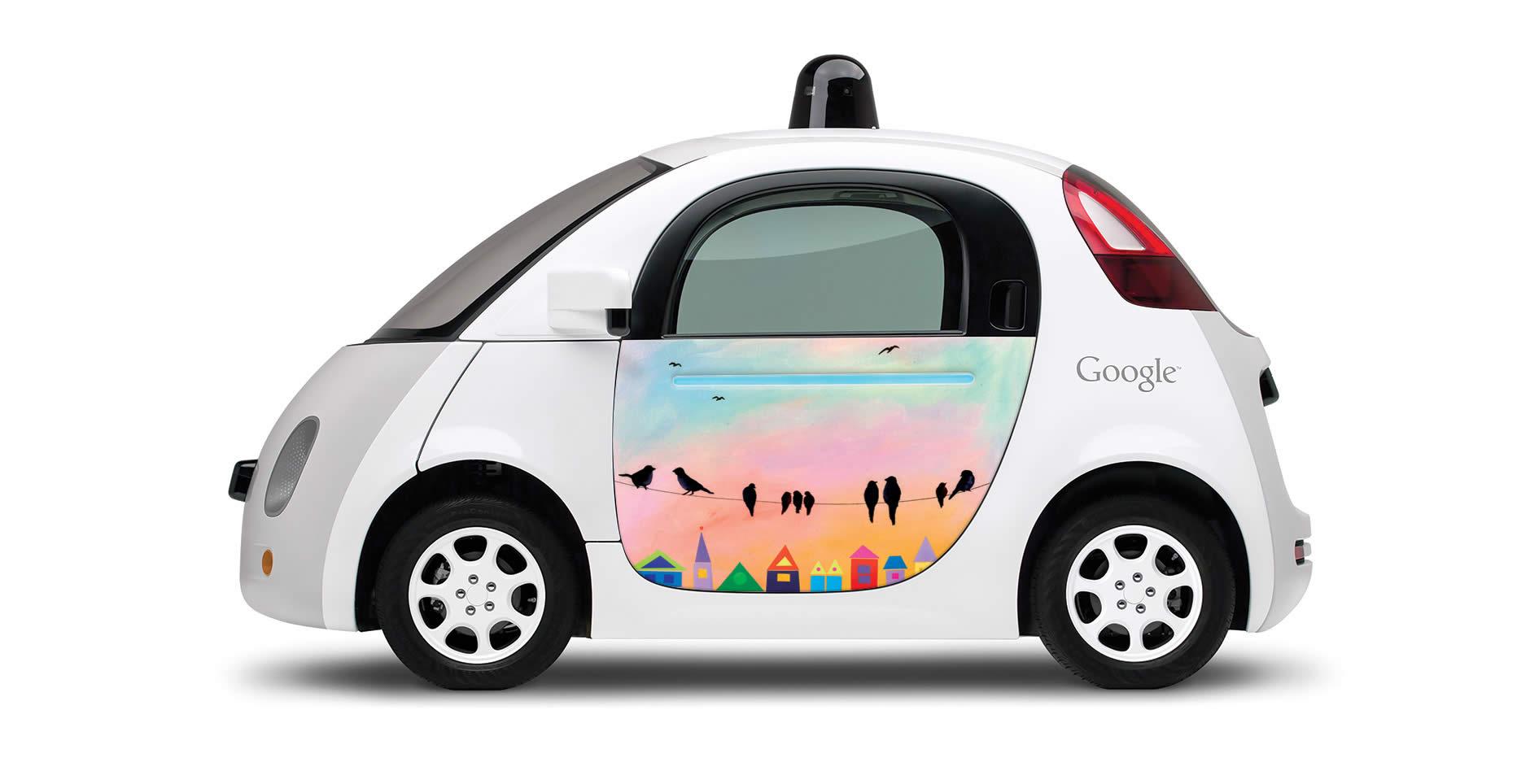 Googles selvkjørende biler har kjørt 16 000 mil uten å ha vært i en ulykke.