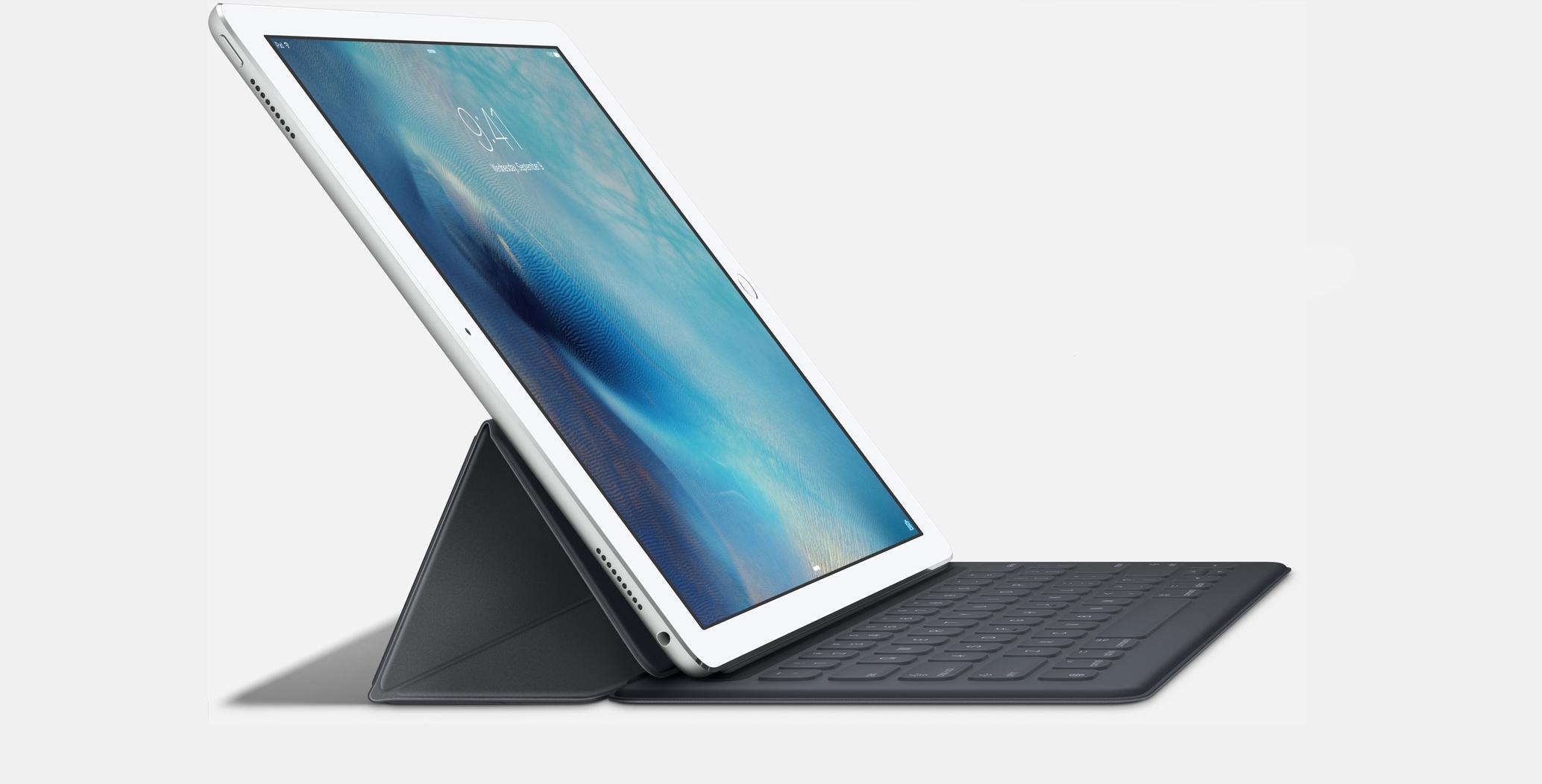 iPad Pro 9,7 tommer er på vei.
