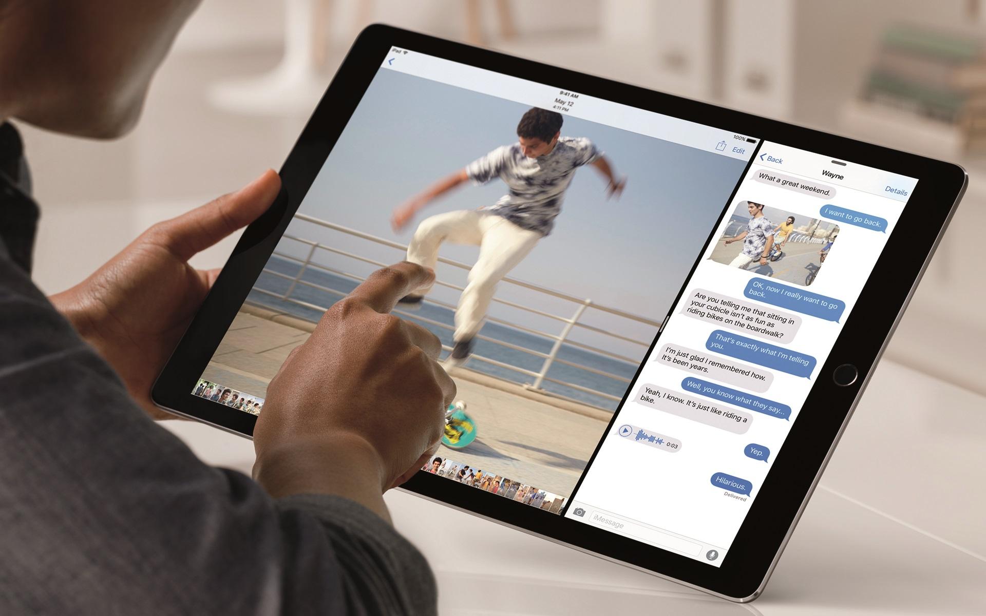 iPad Pro skal ha en oppdatert Lightning-kobling.