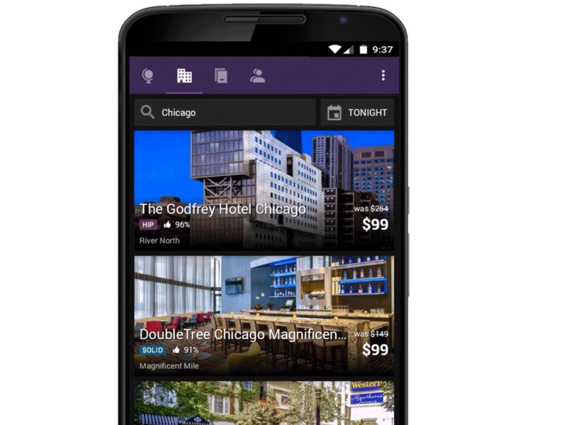Nå strømmer Google relevante apper om man er i USA med en Android Lollipop-mobil eller nyere.