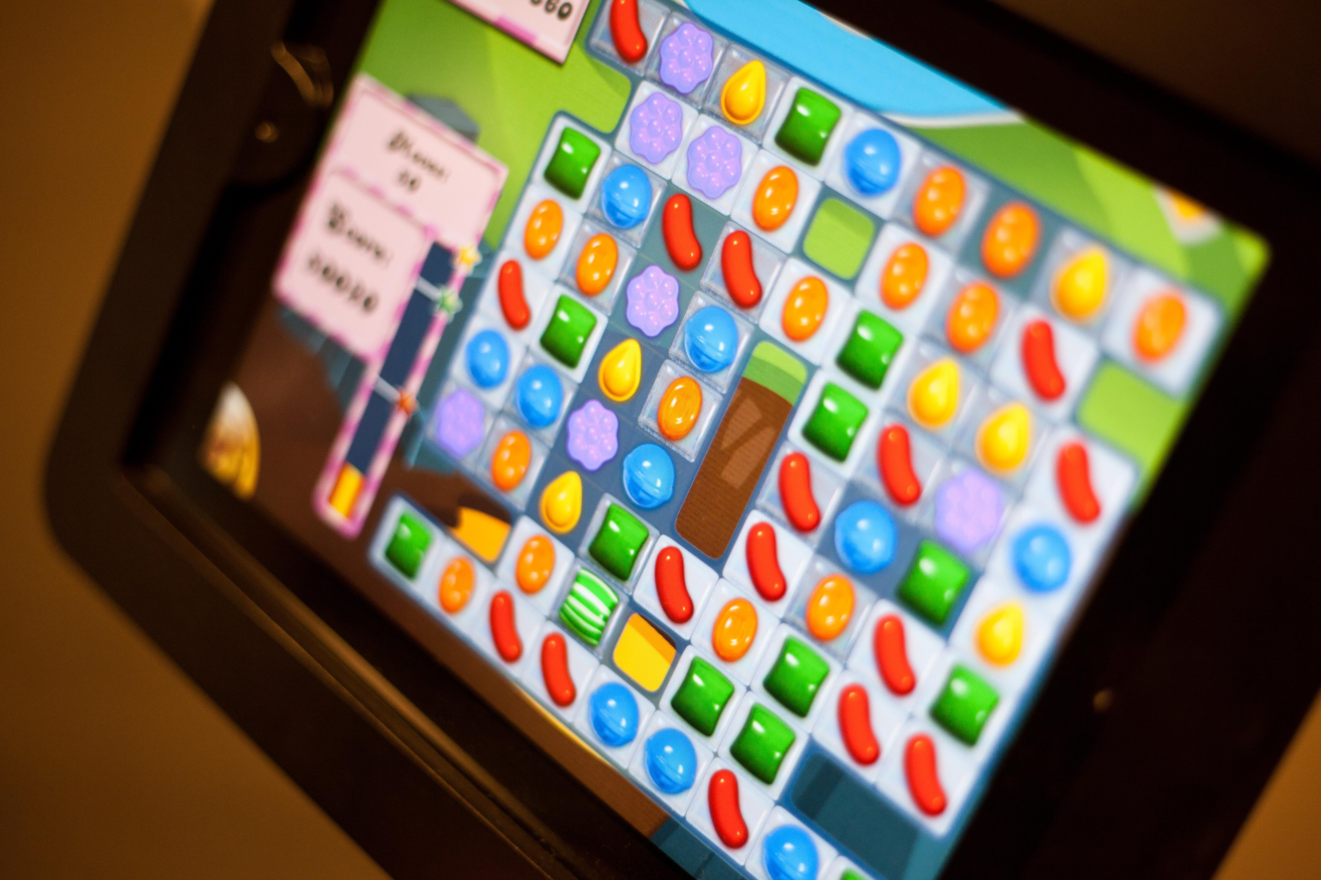 Activision Blizzard bekrefter at de kjøper Candy Crush-skaperne for 50 milliarder kroner.
