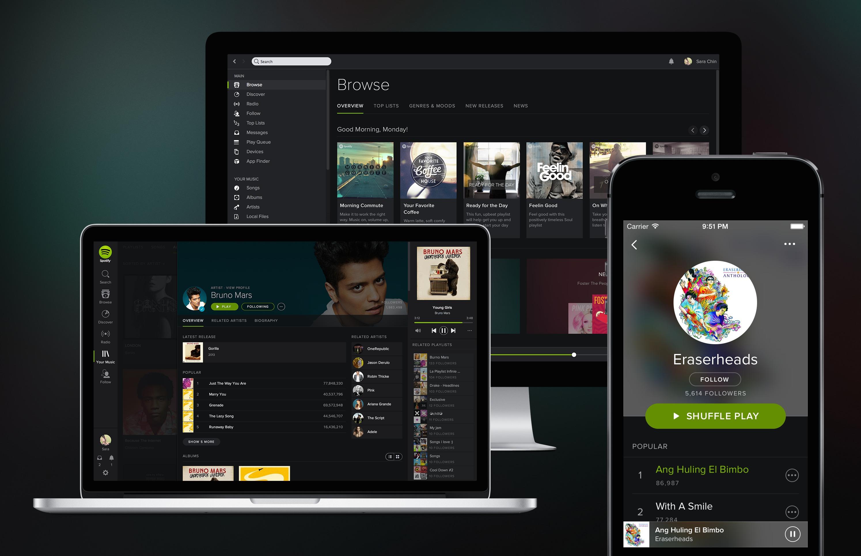 Spotify har oppdatert iOS-klienten slik at den ikke lenger krasjer på iPad Pro.