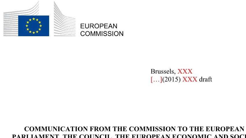 EU ønsker at alle medlemsland skal ha en mer eller mindre lik oppavsrettslov slik at det blir lettere å fakke bakmennene på tvers av landegrensene.