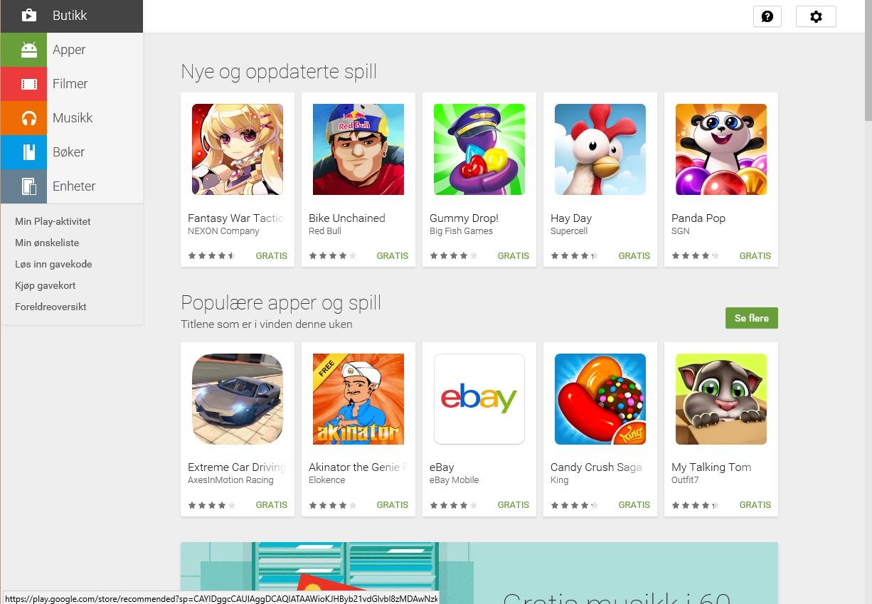 Mange av appene i Play Store sender mye unødvendig data, ifølge forskere ved MIT.