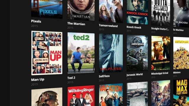 Piratene trenger ikke engang programvare nå: de nyeste Hollywood-filmene strømmes fra nettleseren.