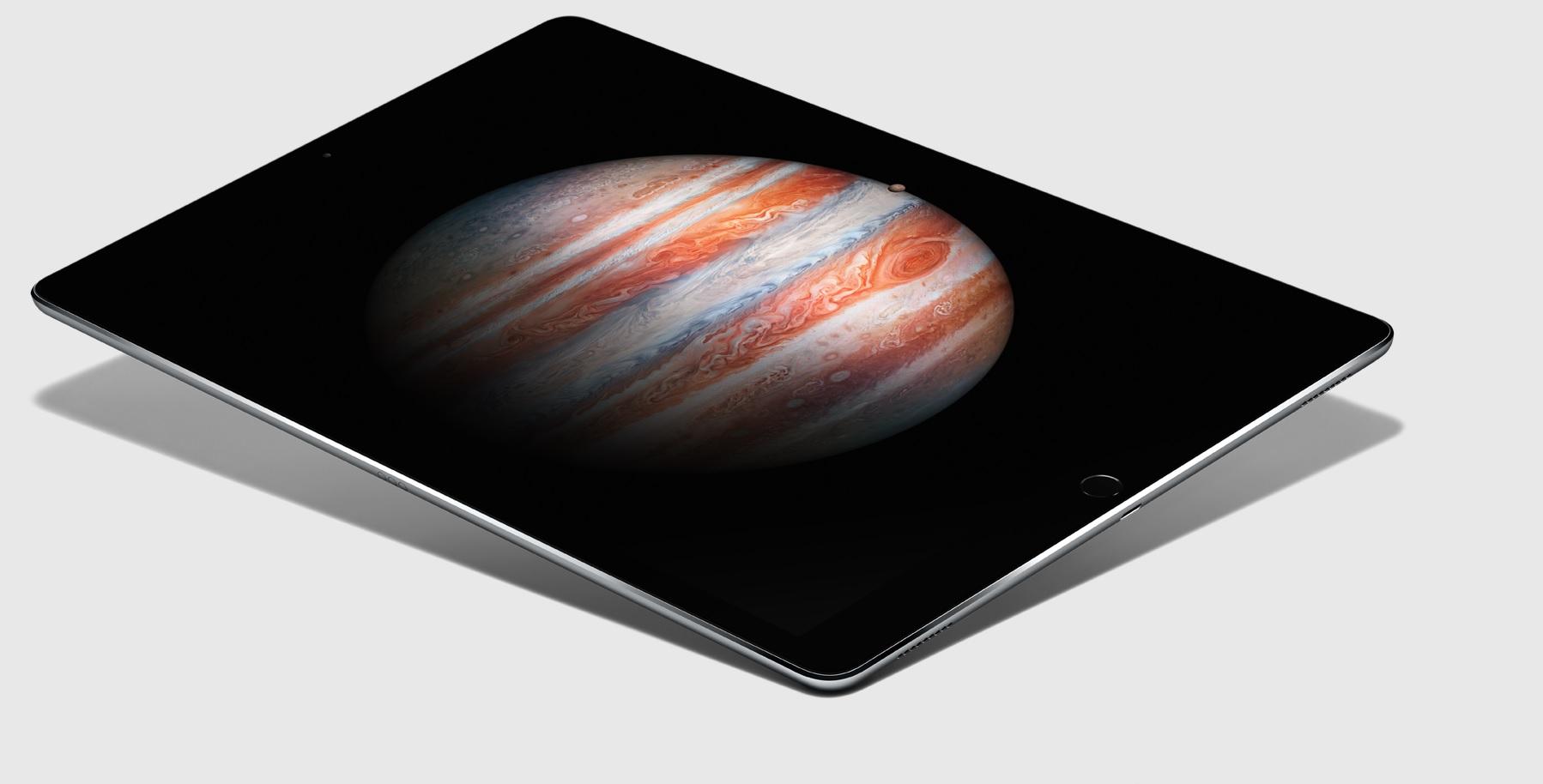 iPad Pro er Apples nyeste produkt, og den kjappeste iOS-enheten noensinne takket være A9X-brikken og 4GB RAM.