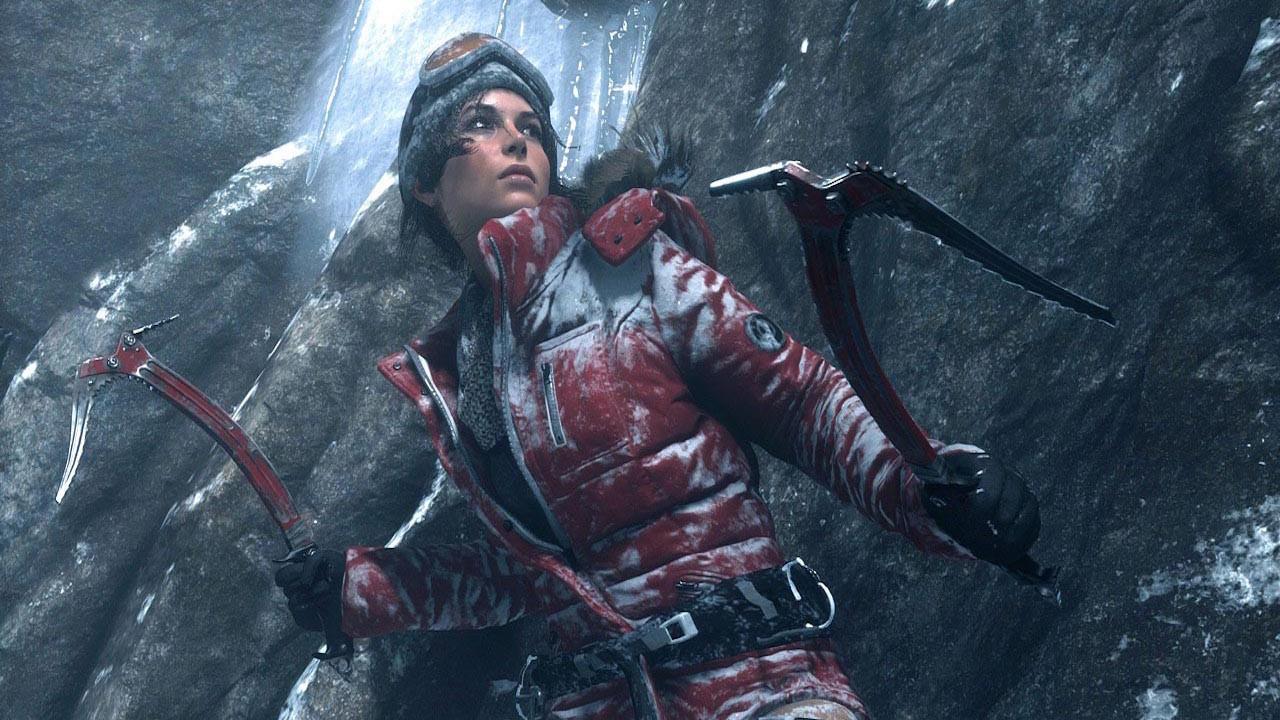 Det nye Tomb Raider-spillet anbefaler vi at du sjekker ut. PC-versjonen lanseres for øvrig tidlig neste år.