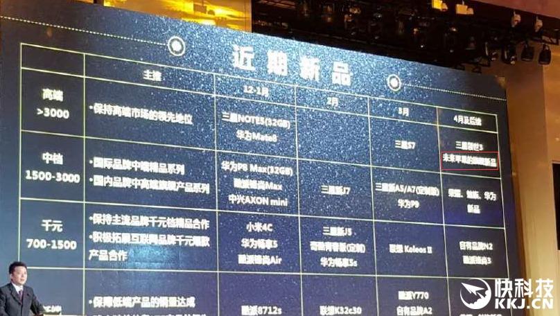 China Mobile ser ut til å lekket at iPhone 7c lanseres i april, men bildet er ikke bekreftet som ekte enda.