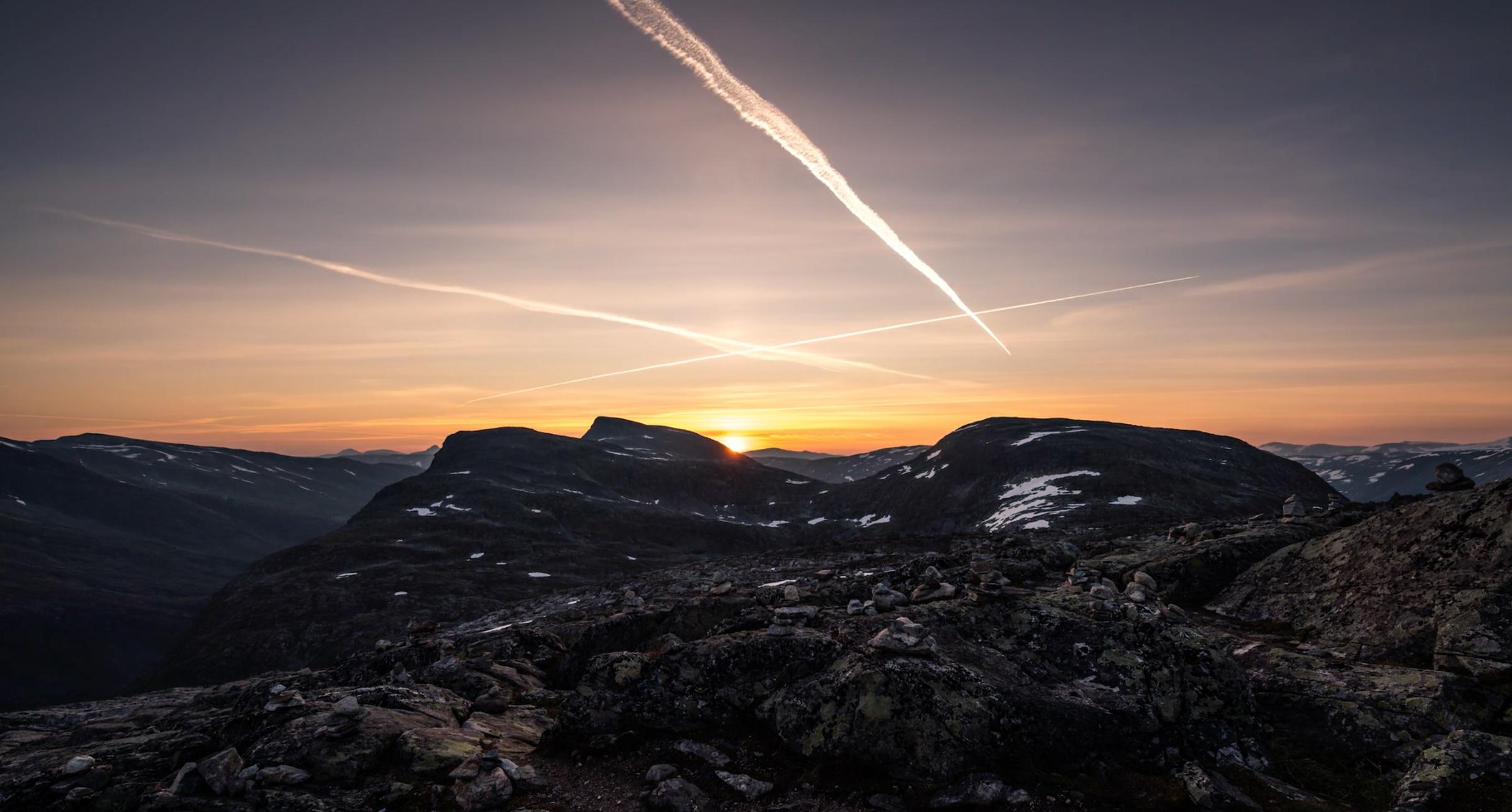 Du har neppe sett Norge i så flotte detaljer før.