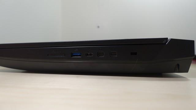 PC-ene har alt man trenger av tilkoblinger (2).
